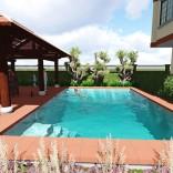 Biệt thự Thảo Điền - Hồ Bơi